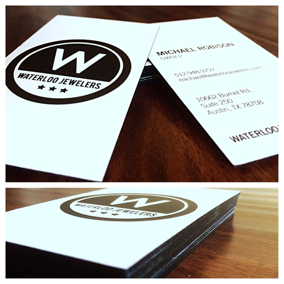 Portfolio Categories Business Cards | Print & Design by Chad ...